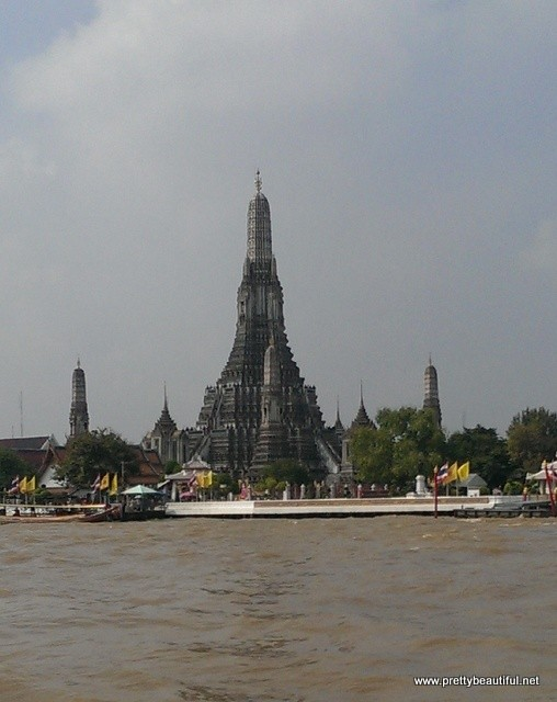 Wat Arun River View