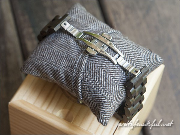 JORD Wood Watch Clasp
