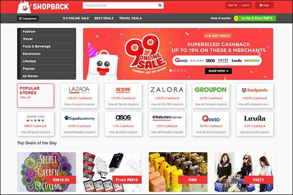 Shopback Malaysia